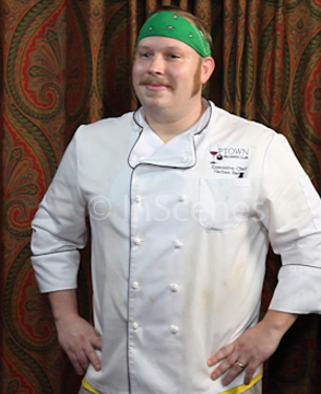 photo of Chef Nathan